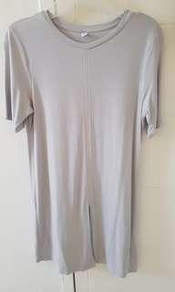 Uniqlo long blouse