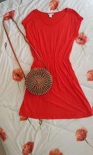 H&M basic dress