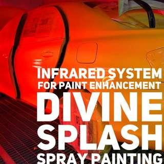 Affordable Spray Paint