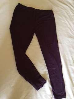 Leggings violet