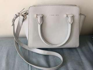 Charles and Keith cross body bag