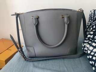 Charles and Keith large tote
