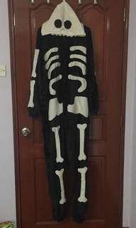 Skeleton Onesie Pajamas