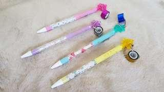 Wholesale: Mechanical Pencils with Glitter Tape