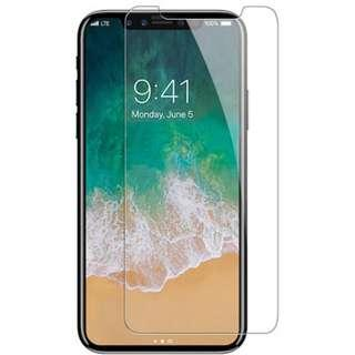 iPhone XS MAX XR X XS Tempered Glass 9H