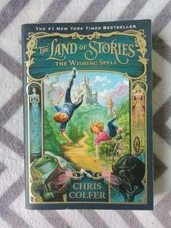 The Land Of Stories (The Wishing Spell)