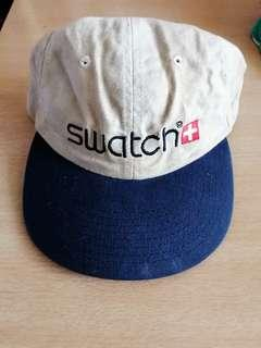 Limited edition Swatch baseball cap