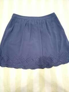 Lalu skirt with side pockets
