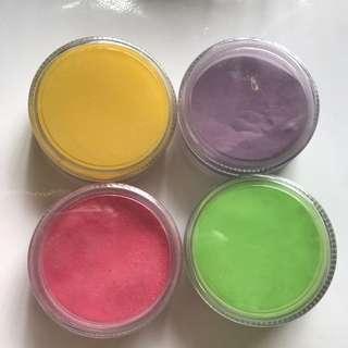 Easy dip nail powders - aro harmony brand