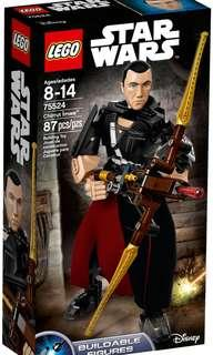 Lego Star Wars 75524 Chirrut Îmwe  (Donnie Yen)