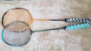 BRAND NEW RSL Badminton Rackets