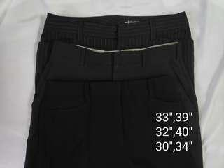 Slacks for Women - Black Color