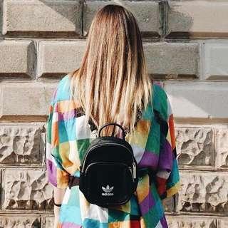 🚚 Adidas classic mini backpack (black