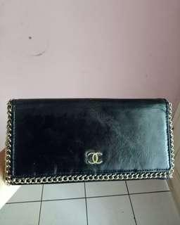 Dompet Chanel ori leather