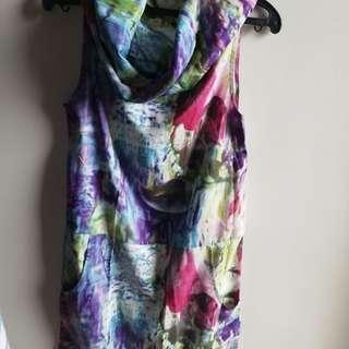 Plains and prints Rajo Laurel dress