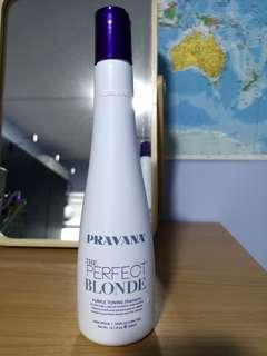 NEW Pravana Purple Toning Shampoo