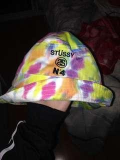 Stussy Tie Dye Bucket Hat
