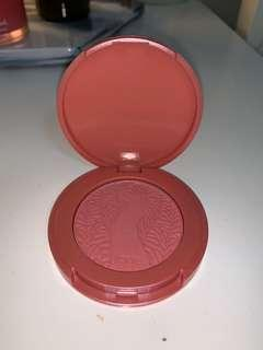 Tarte travel size blush in Ornate
