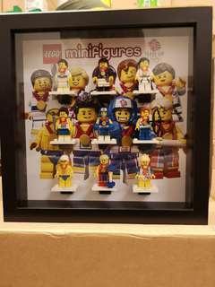Lego Team GB with custom Frame