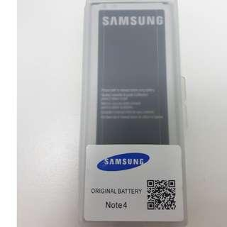 Original Samsung Galaxy Note 4 Battery