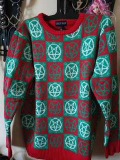 Sweater Pentagram