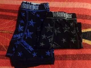 Wrangler boxer short original (2pcs in 1pack)
