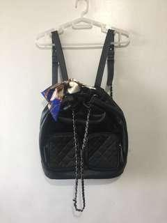 Forever 21 Black Backpack