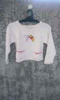 Disney's Pooh Knitted Sweater