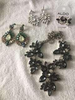 PROMO: Set of Aldo Accessories