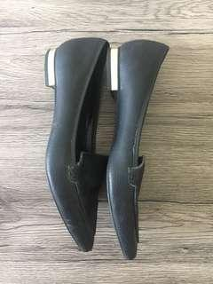 Charles & Keith Leather Shoes