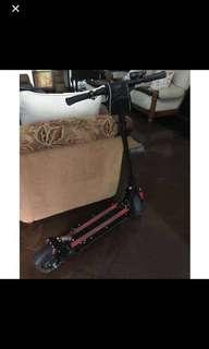 Dark Knigt Mini by EGT scooter  (fast deal)