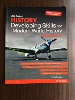 NEW All About History (Sec 3)