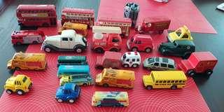 Dump sale toy cars used