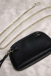 Classic Black Sling Bag