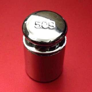 ✉️ 50g Calibration Weight for Precision Digital Weighing Scale (free mailing)