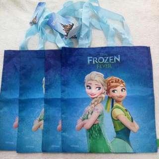 Frozen Fever Tote bag