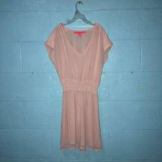 Love MNG Pink Dress