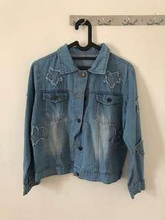 Outer Denim Fit to S ya