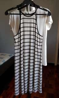 American Eagle Outfitters Halter Dress