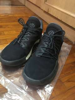 "03e73db18d35 Adidas Harden Vol 1 ""BLACK OPS"" US 10.5 (Very rare in Singapore)"