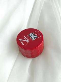 NARS Red Studded Jewellery Box
