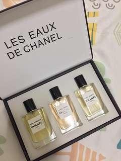 Chanel giftset parfum