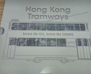 Hong Kong Tramways 香港電車歷史圖片集