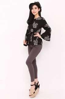 Eve Floral Blouse
