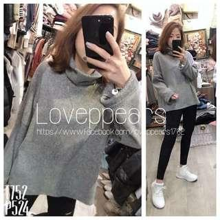 Korea Grey Top