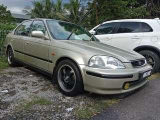 Honda Civic 1.6 A EJ EK SO4