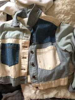 Urban outfitters jacket denim