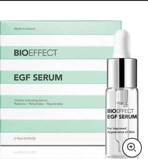 BIOEFFECT EGF serum 3ml