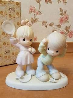 Precious Moments Yes Dear, You're Always Right Figurine