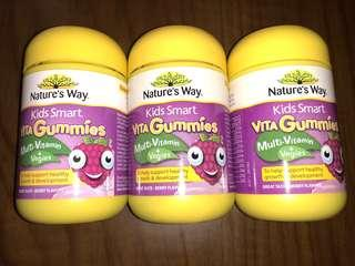 Nature's Way Vita Gummies澳洲維他命軟糖